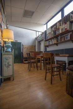 Sala lettura 1