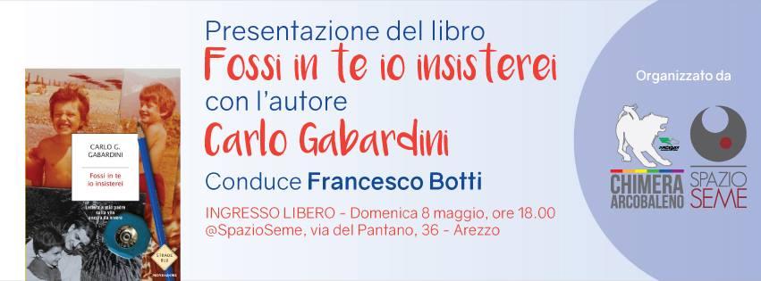 Gabardini a SpazioSeme copertina FB